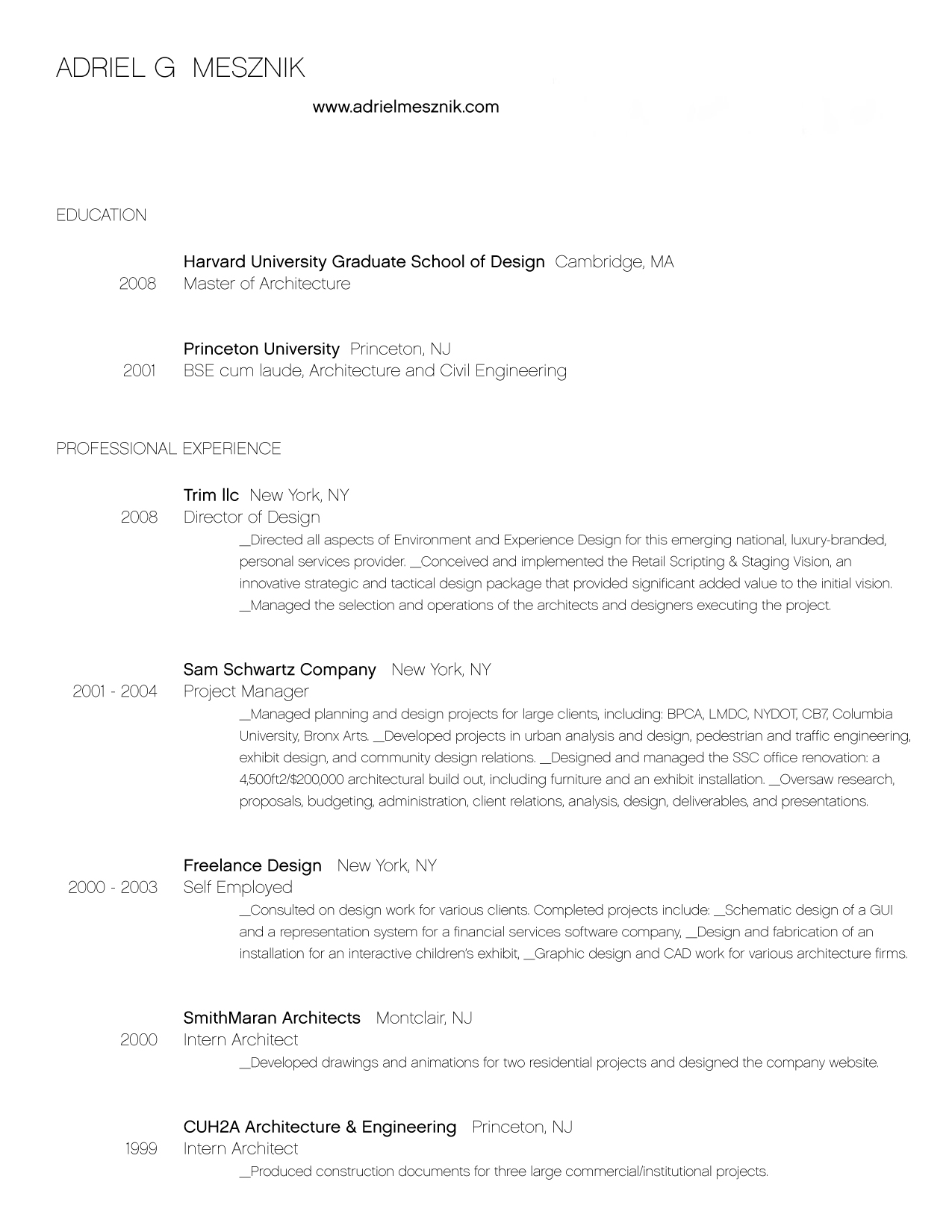 jobresumeweb harvard resume template 2015